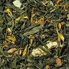 Groene thee mandarijn