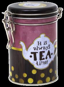 Bewaarblik Always tea_Theebeleving